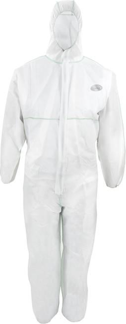 CoverTex® Chemieschutzoverall (SMMS), Kat. III Typ 5+6