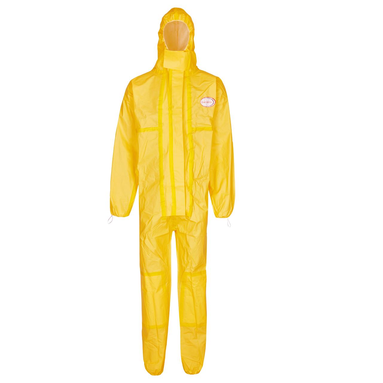 CoverChem® Chemikalienschutzoverall, Kat. III Typ 3B - 6B, Gr. XXL, *300 St. sofort verfügbar*