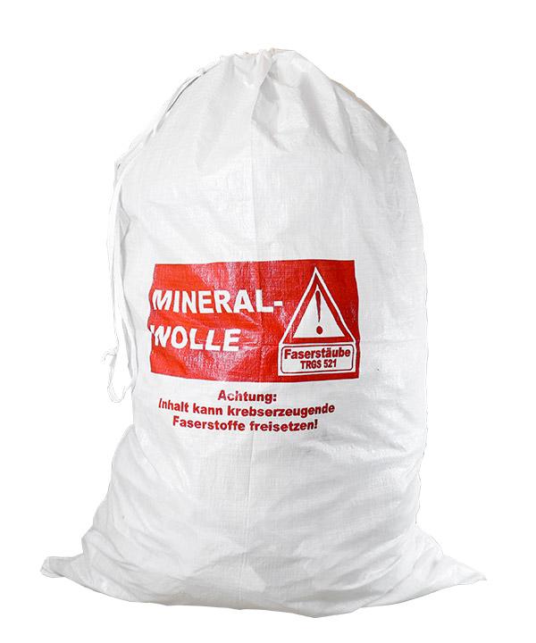PP Gewebesack KMF/Mineralwolle