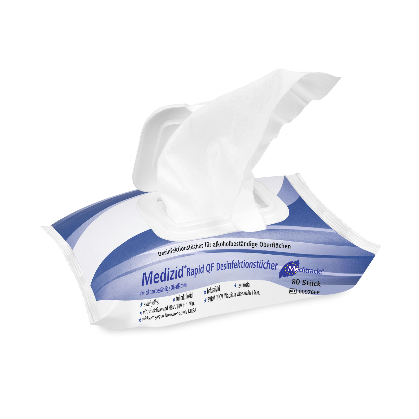 Medizid® Rapid Flowpack