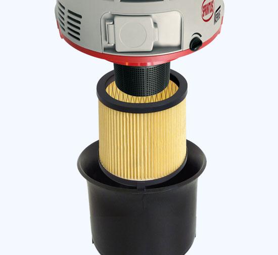 Filterpatrone klein