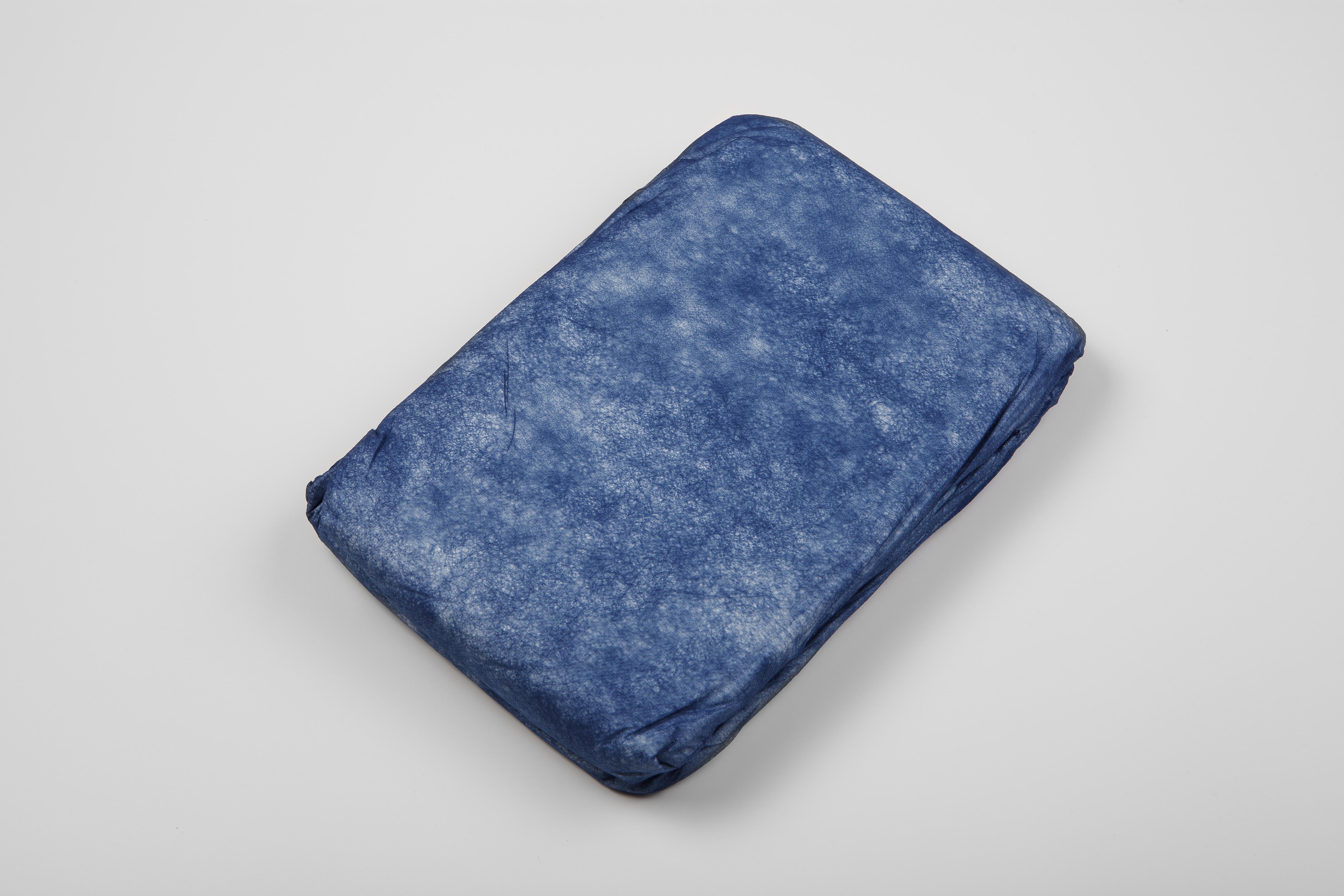 Einmaldecken, blau, 500g