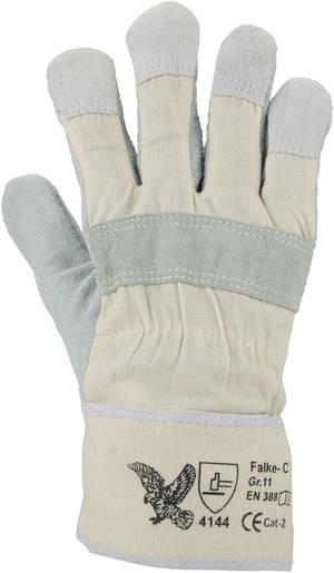 Falke-C Rindspaltleder Handschuhe