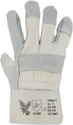 Falke-T Rindspaltleder Handschuhe