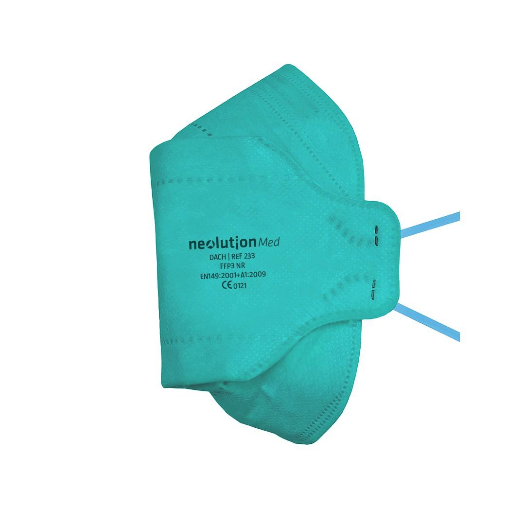 Feinstaubmaske Neolution FFP 3 NR D o. Ventil