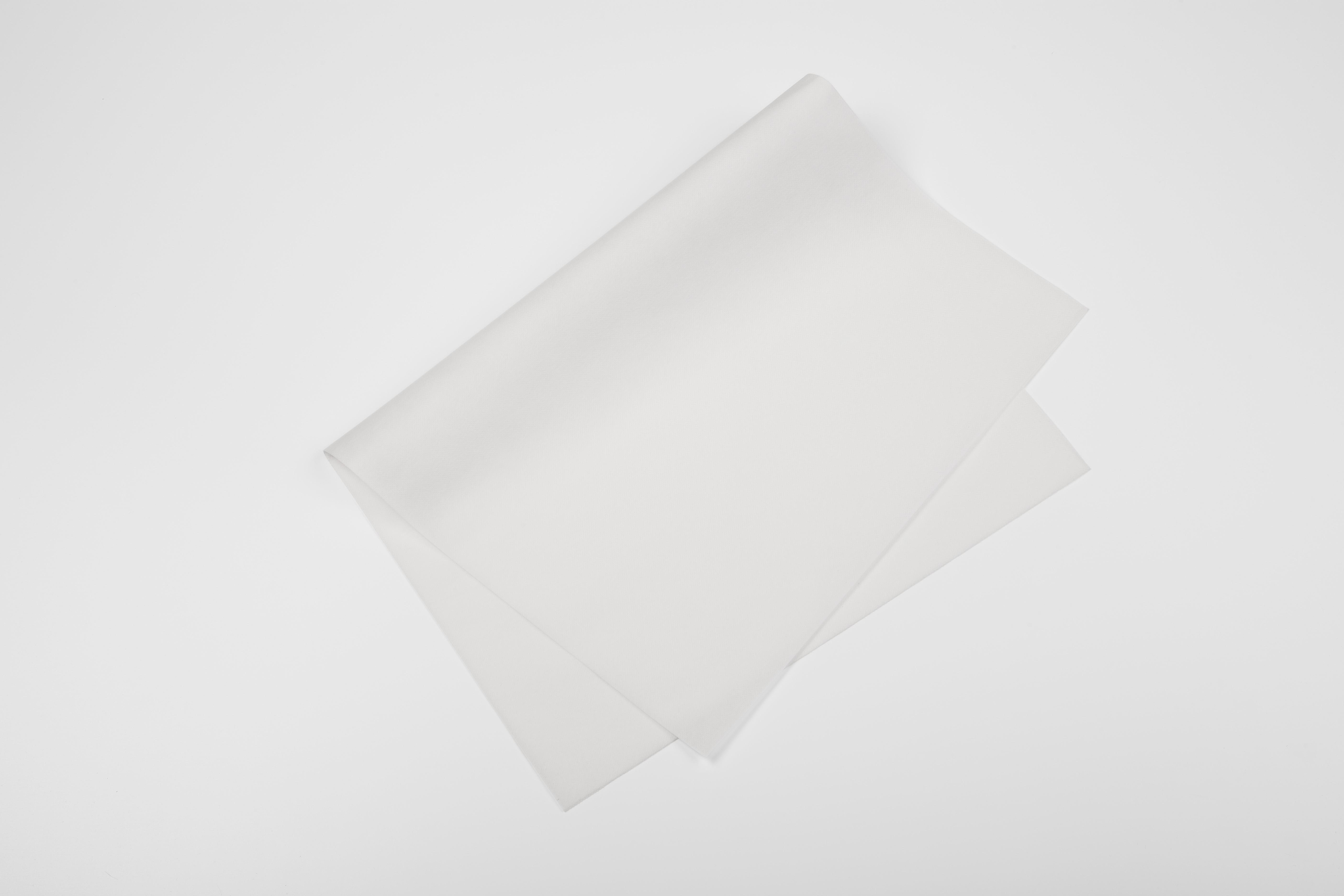 Einmal-Kissenbezug 42x65 cm weiß