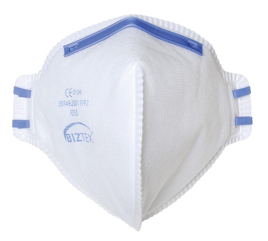 Atemschutzmaske FFP 2 NR o. Ventil