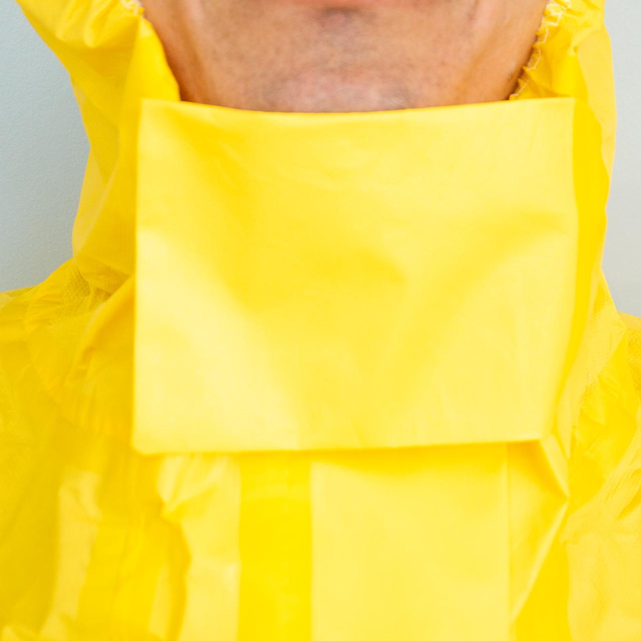 ChemSafe® Chemikalienschutzoverall, Kat. III Typ 3B - 6B