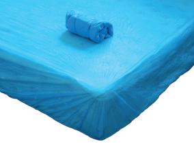 Einmal-Matratzenbezug CPE 210x90 cm