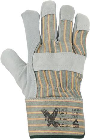 Falke-G Rindspaltleder Handschuhe