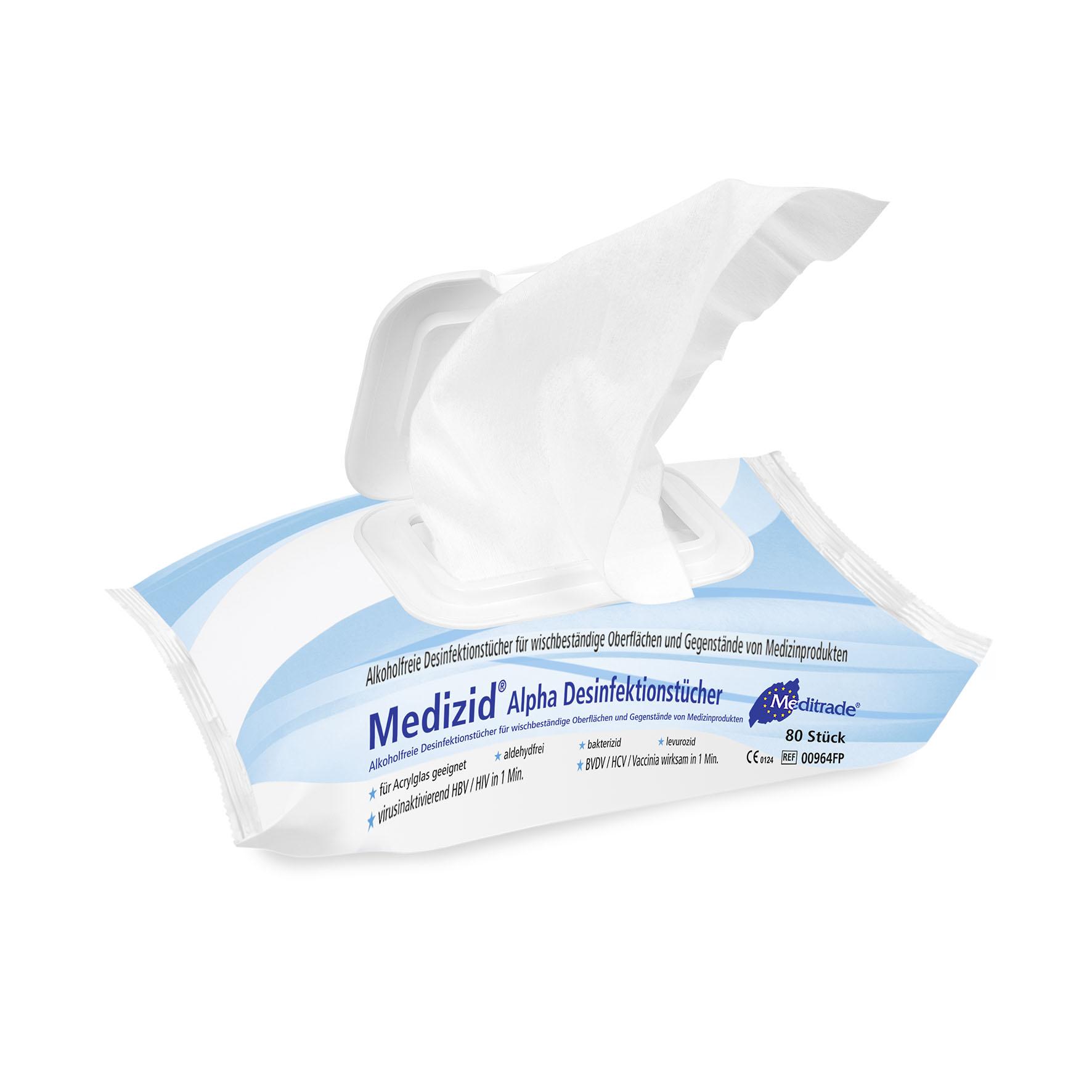 Medizid® Alpha Flowpack
