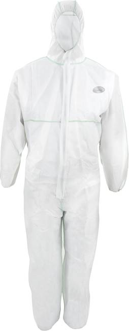 CoverBase® Chemieschutzoverall, Kat. III Typ 5+6