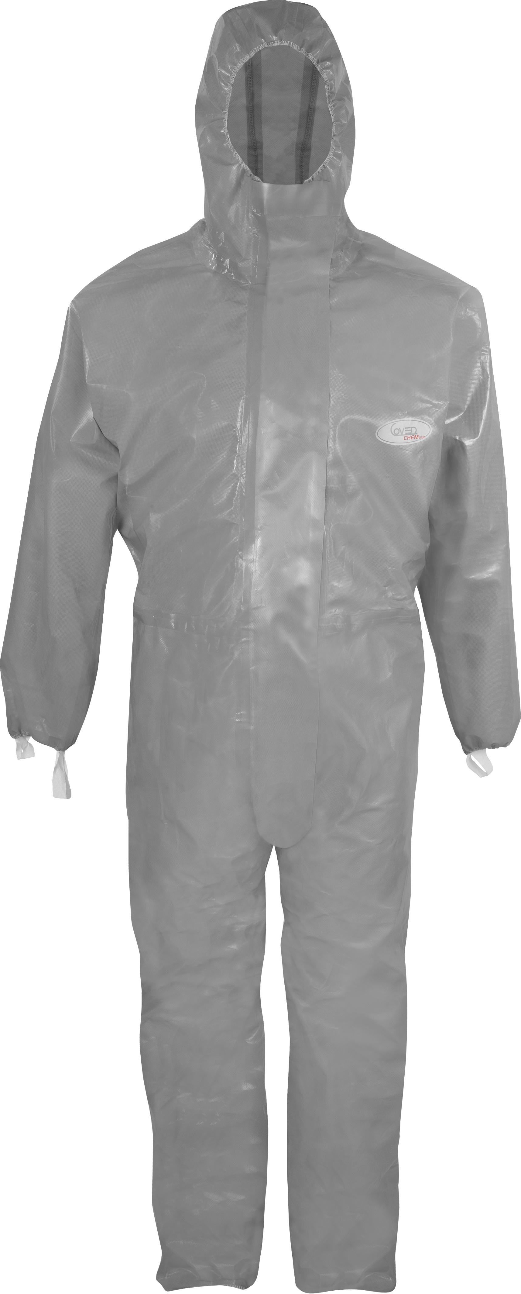CoverChem Plus® Chemieschutzoverall, Kat. III Typ 3B - 6B