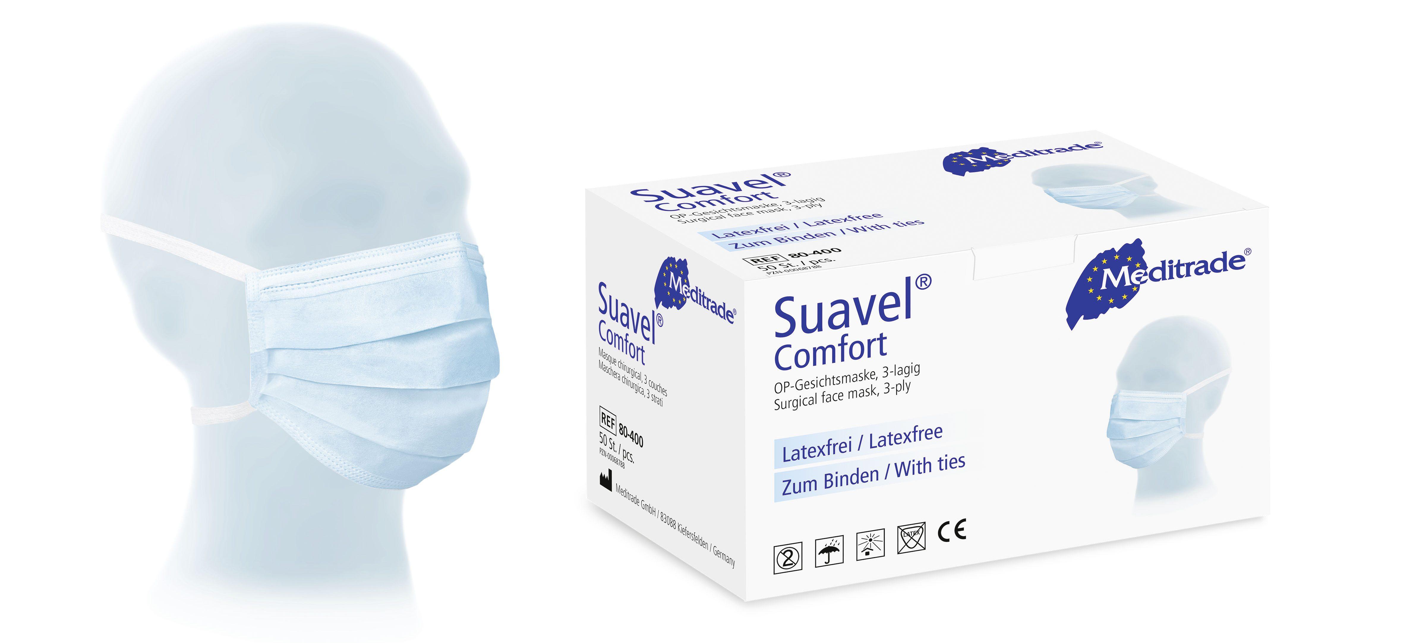 Suavel® Comfort OP-Maske