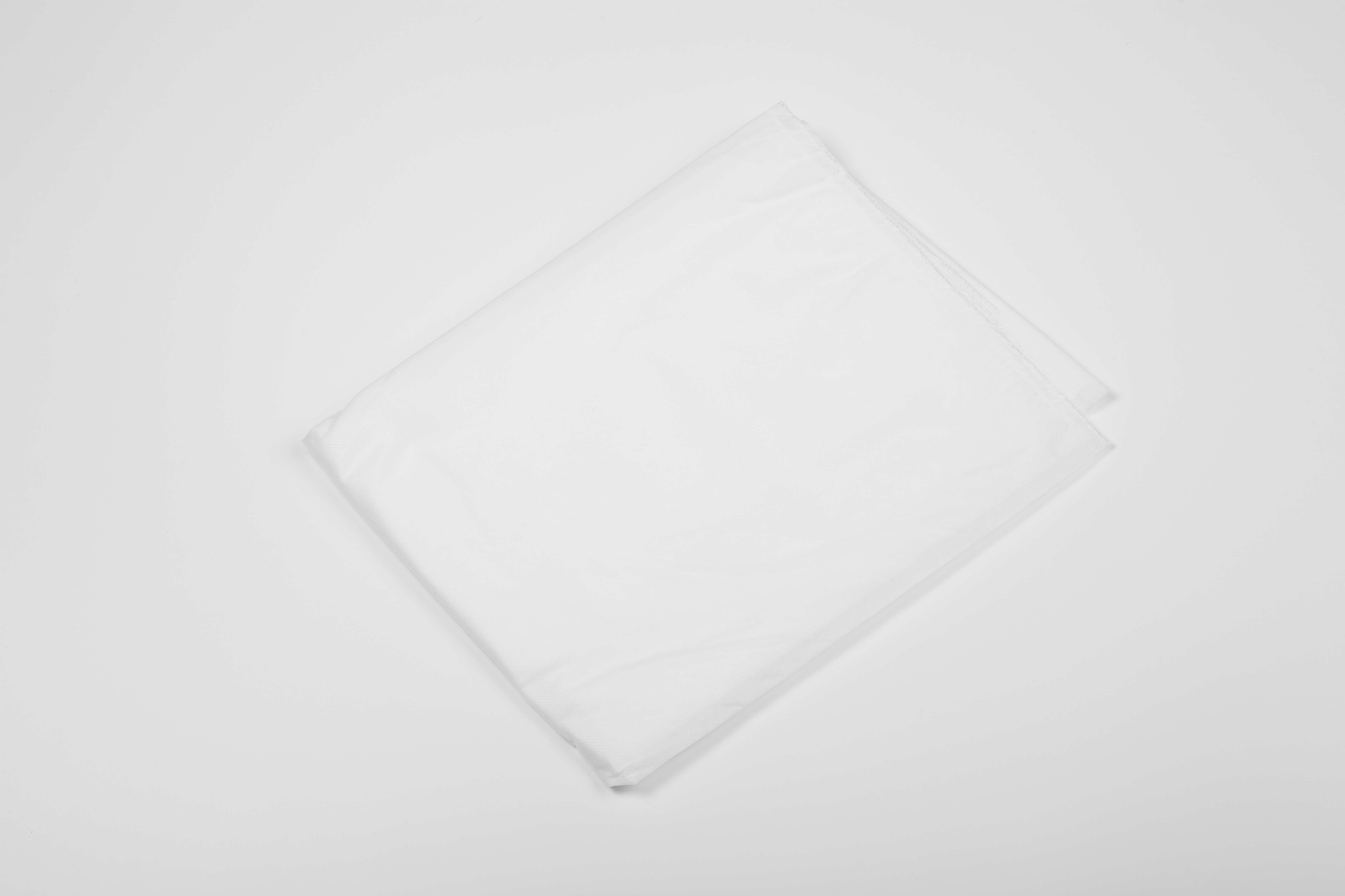 Einmal-Kissenbezug 42x45 cm weiß