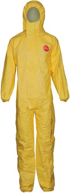 Chemikalienschutzanzug DuPont Tychem®-C,Kat. III Typ 3B - 6B, Gr. XL *250 St. sofort verfügbar*