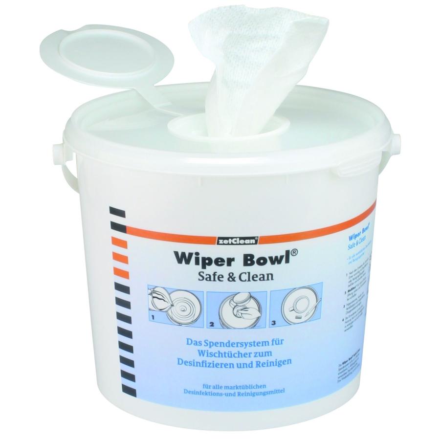 Wiper Bowl® Safe & Clean Einmalsystem, 30 x 32 cm