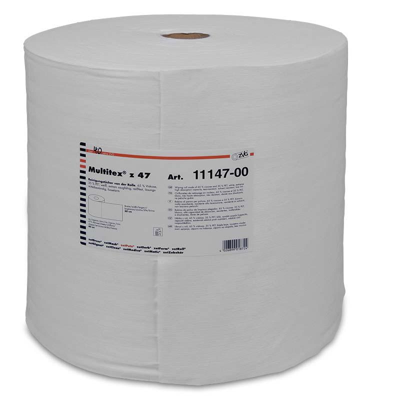 Multitex® Tuchrolle, weiß