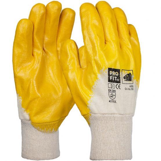 Winter Nitril-Handschuhe