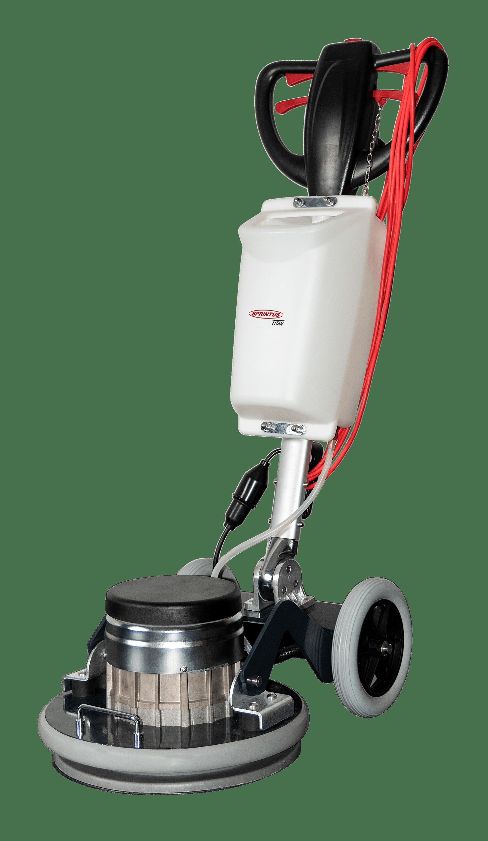 Einscheibenmaschine Sprintus Titan