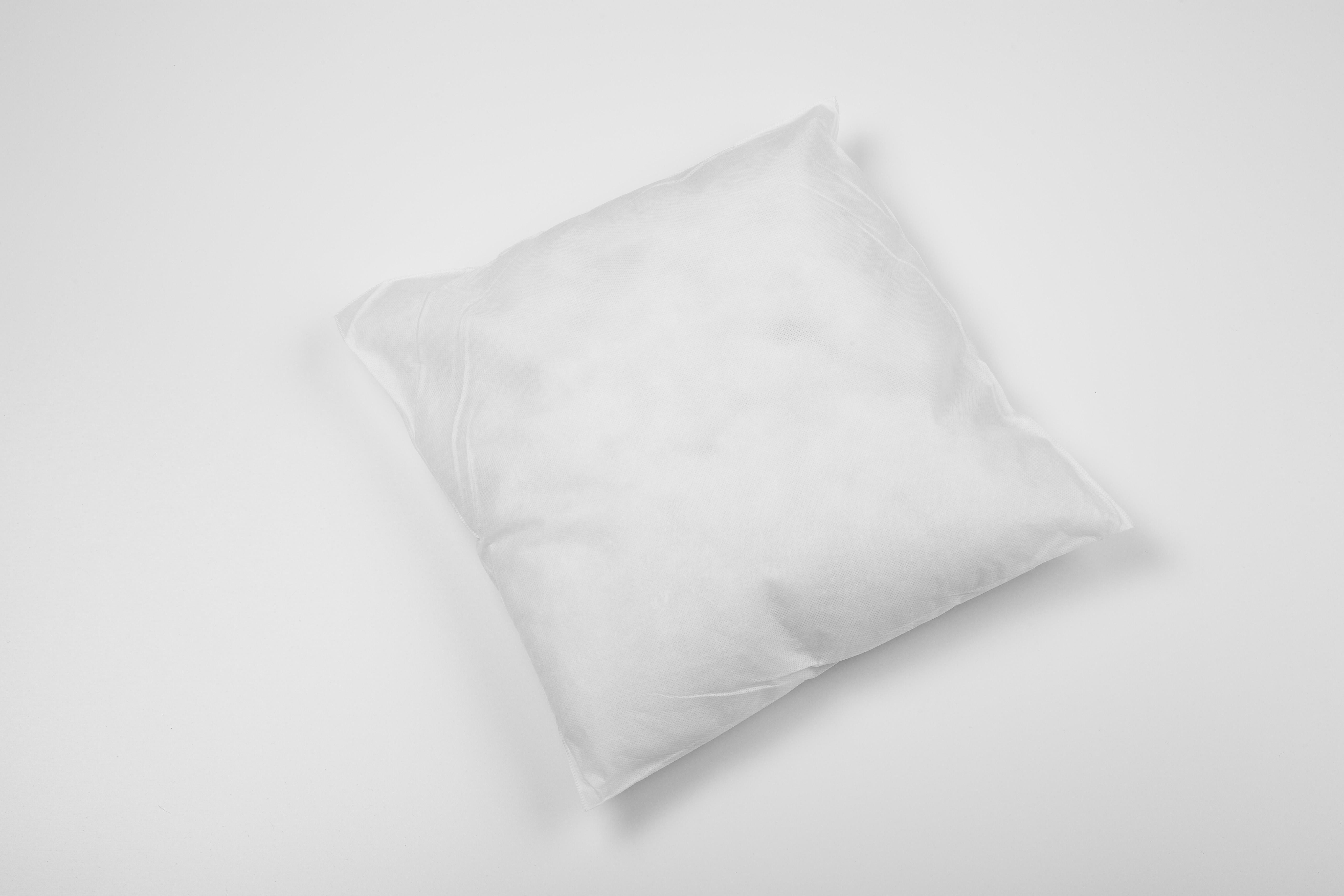 Einmalkissen weiß 40x40 cm